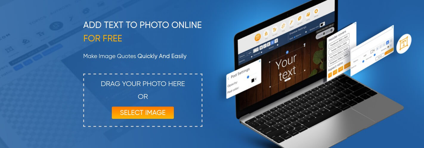 text2photo.com - online photo editor